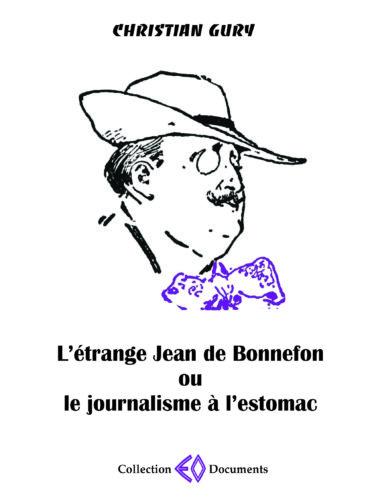 CHRISTIAN GURY, L'étrange Jean de Bonnefon