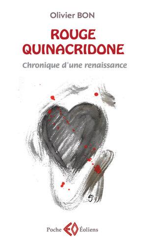 OLIVIER BON, Rouge quinacridone